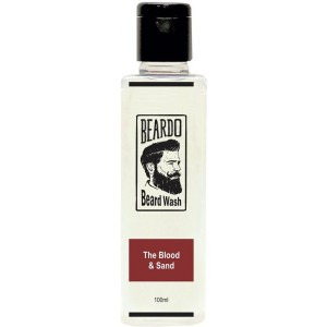 Buy Beardo Beard Wash The Blood & Sand 100 ml - Nykaa