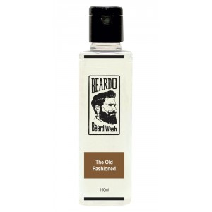 Buy Herbal Beardo Beard Wash The Old Fashioned 100 ml - Nykaa