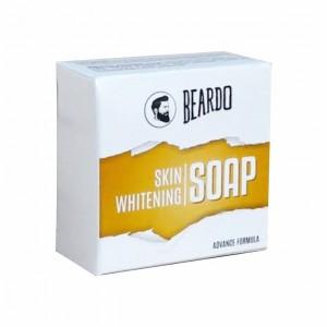Buy Herbal Beardo Skin Whitening Soap - Nykaa