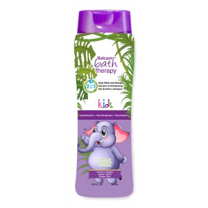 Buy Belcam Kids Body Wash and Shampoo - Groovy Grape - Nykaa