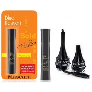Buy Blue Heaven Fashion Mascara & Artisto Kajal Combo - Nykaa