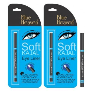 Buy Blue Heaven 2 Pc Bh Kajal Liner Combo - Nykaa
