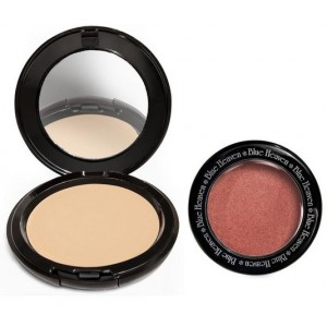 Buy Blue Heaven Artisto Compact & Diamond Blush On 502 Combo - Nykaa