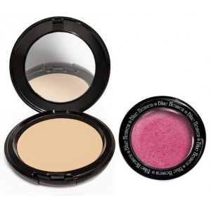 Buy Blue Heaven Artisto Compact Natural Beige & Diamond Blush On 506 Combo - Nykaa