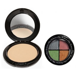 Buy Blue Heaven Artisto Compact Creame Beige & Eye Magic Eye Shadow 601 Combo - Nykaa