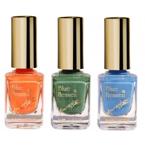 Buy Blue Heaven Combo Of 3 Xpression Nail Paint (903, 904 & 907) - Nykaa