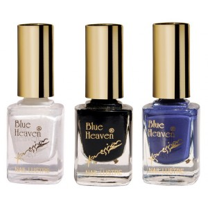 Buy Blue Heaven Combo Of 3 Xpression Nail Paint (901, 902 & 908) - Nykaa