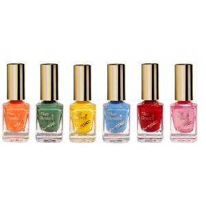 Buy Blue Heaven Combo Of 6 Xpression Nail Paint (903, 904, 905, 907, 913 & 928) - Nykaa