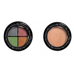 Buy Blue Heaven Diamond Blush On 505 & Eye Magic Eye Shadow 601 Combo - Nykaa