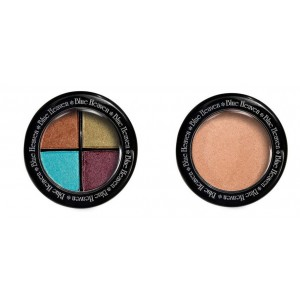 Buy Blue Heaven Diamond Blush On 505 & Eye Magic Eye Shadow 603 Combo - Nykaa