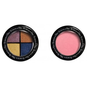 Buy Blue Heaven Diamond Blush On 504 & Eye Magic Eye Shadow 602 Combo - Nykaa