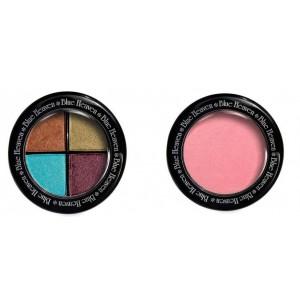 Buy Blue Heaven Diamond Blush On 504 & Eye Magic Eye Shadow 603 Combo - Nykaa