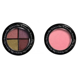 Buy Blue Heaven Diamond Blush On 504 & Eye Magic Eye Shadow 605 Combo - Nykaa