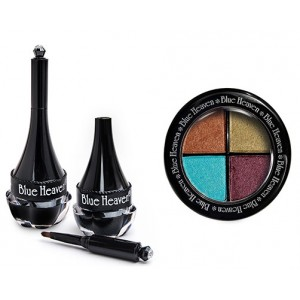 Buy Blue Heaven Eye Magic Eye Shadow 603 & Artisto Kajal Combo - Nykaa
