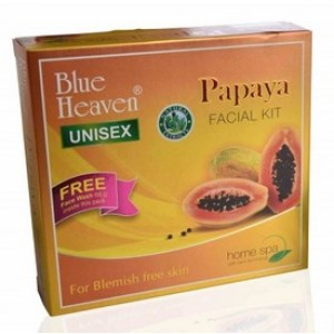 Buy Blue Heaven Papaya Facial Kit  - Nykaa