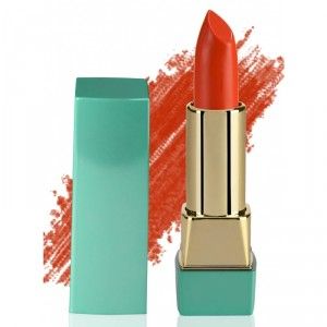 Buy Blue Heaven Mintz Glossy Lipstick + Take Away Tester - 1007 Sunset Orange - Nykaa