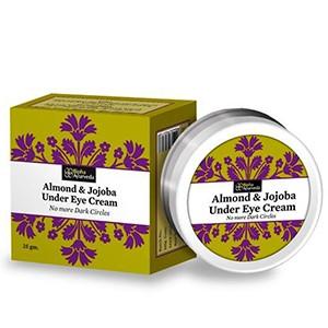 Buy Bipha Ayurveda Almond & Jojoba Under Eye Cream - Nykaa