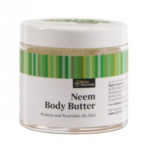 Buy Bipha Ayurveda Neem Body Butter - Nykaa
