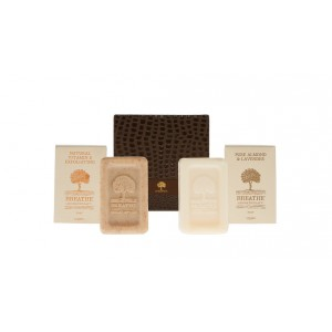 Buy Breathe Aromatherapy Clean Up - Soap Kit - Nykaa