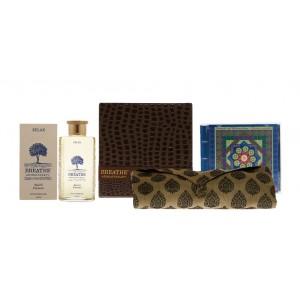Buy Breathe Aromatherapy Calm Down Relax Kit - Nykaa
