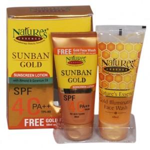 Buy Coloressence Sunban Gold - Nykaa