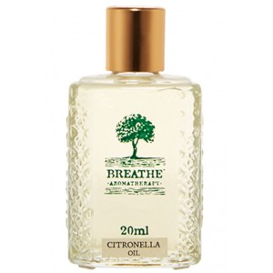 Buy Breathe Aromatherapy Citronella Oil - 20ml - Nykaa