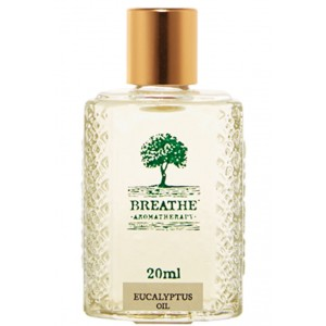 Buy Breathe Aromatherapy Eucalyptus Oil - 20ml - Nykaa