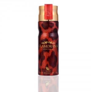 Buy Herbal Ekoz Glamorama Red Deodorant For Women - Nykaa