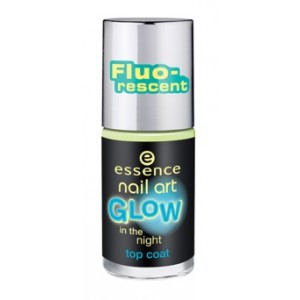 Buy Essence Nail Art Glow In The Night Top Coat - 18 Fluorescent - Nykaa
