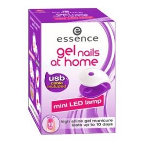 Buy Essence Gel Nails At Home Mini LED Lamp - Nykaa