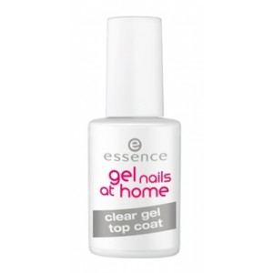 Buy Essence Gel Nails At Home Clear Gel Top Coat - Nykaa