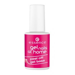 Buy Essence Gel Nails At Home Peel Off Gel Base - Nykaa