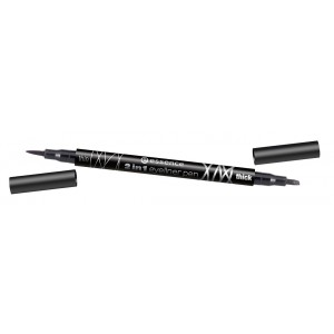 Buy Essence 2 In 1 Eyeliner Pen - Nykaa
