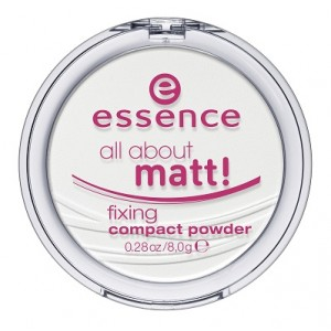 Buy Essence All About Matt! Fixing Compact Powder - Nykaa