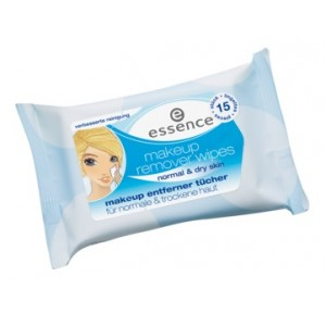 Buy Essence Makeup Remover Wipes - Normal & Dry Skin - Nykaa