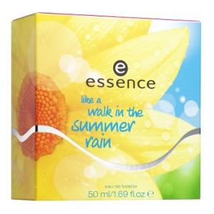 Buy Essence Eau De Toilette Like A Walk In The Summer Rain - 50ml - Nykaa