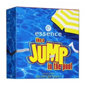 Buy Essence Eau De Toilette Like A Jump In The Pool - 50ml - Nykaa