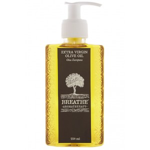 Buy Breathe Aromatherapy Pure Extra Virgin Olive Oil - Nykaa