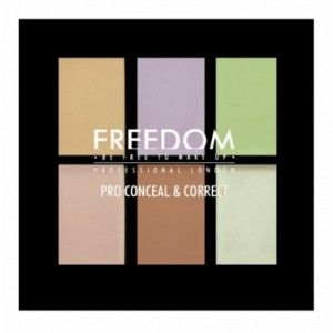 Buy Freedom Pro Correct Palette - Nykaa