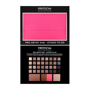 Buy Freedom Pro Artist Pad - Studio to Go - Pink - Nykaa