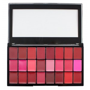 Buy Freedom Pro Lipstick Palette x 24 Reds - Nykaa