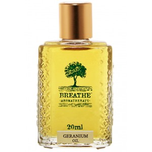 Buy Breathe Aromatherapy Geranium Oil - Nykaa