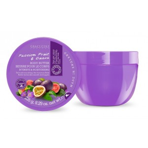 Buy Grace Cole Passion Fruit & Guava Body Butter - Nykaa