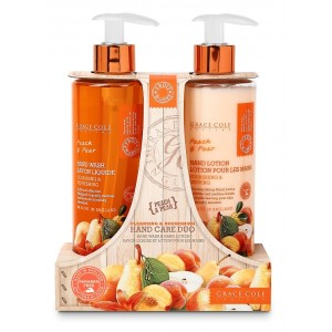 Buy Herbal Grace Cole Peach & Pear Hand Care Duo - Set Of 2  - Nykaa