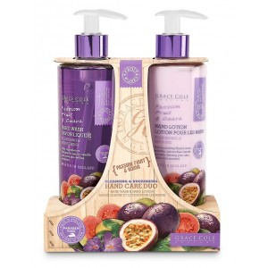 Buy Grace Cole Passion Fruit & Guava Hand Care Duo - Set Of 2 - Nykaa