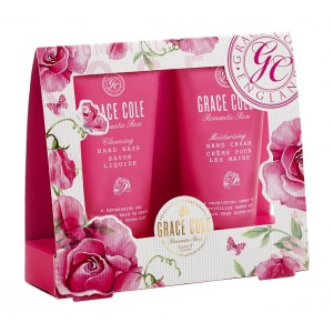 Buy Grace Cole Romantic Rose Replinishing Rituals Combo - Nykaa