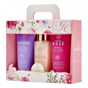 Buy Grace Cole Summer Florals Bathing Perfection Combo - Nykaa