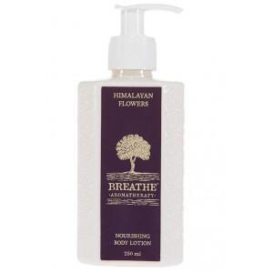 Buy Breathe Aromatherapy Himalayan Flowers Body Lotion - Nykaa