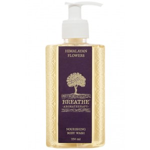 Buy Breathe Aromatherapy Himalayan Flowers Body Wash - Nykaa