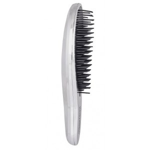 Buy HairTronic Classic Classic Detangler - Chrome - Nykaa
